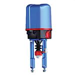 Actuadores neumáticos y eléctricos ARI DP, ARI PREMIO® y accesorios  de control