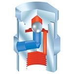 Vacuum breakers ARI CONA® 655